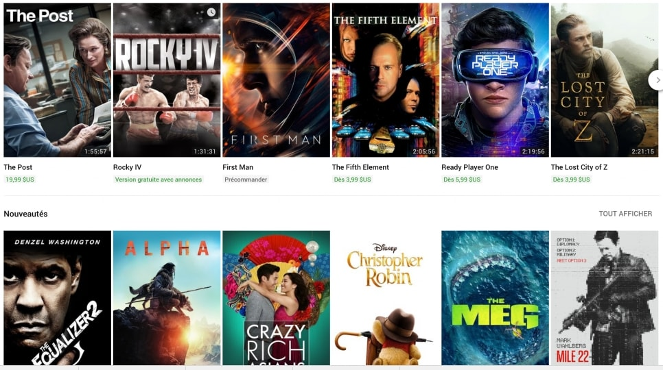 Film complet streaming